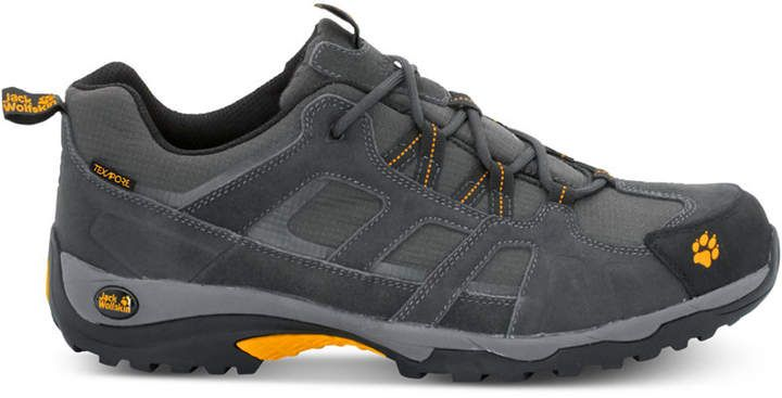Vojo Hiking Low Texapore ShoesBurly Men's Yellow From A5L4Rj