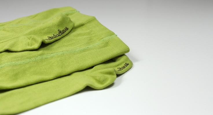 Collant - Vert Chartreuse