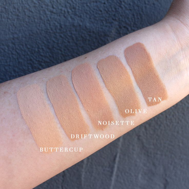 A line with swatches for most skin tones? Becca Ultimate Coverage Foundation review and swatches by @mybeautybunny and @clumpsofmascara (Shown swatches 6-10)