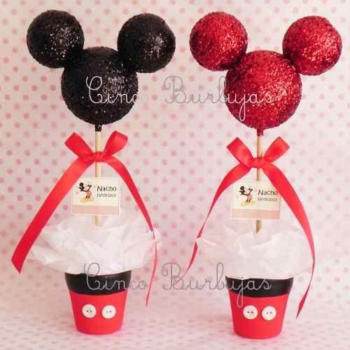 Souvenir Topiarios Mickey Mouse - $ 170,00