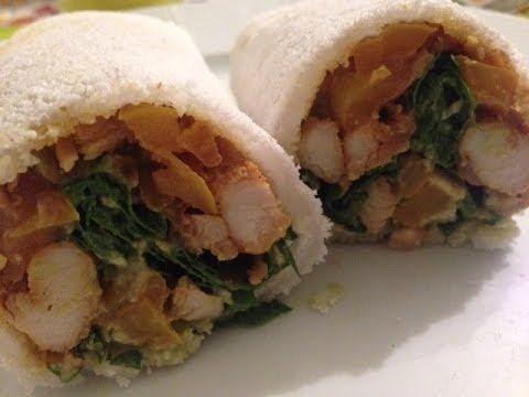 Como se hace la tapioca, plato típico brasileño http://www.marthavidalmelo.com/recetas/cenas/144-tapioca-historia-y-recuerdos-de-brasil.html