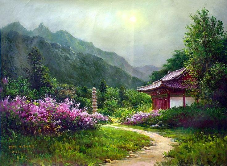 Художник Hong Сheolung