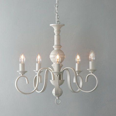 Buy John Lewis Carlita Ceiling Light, 5 Arm Online at johnlewis.com