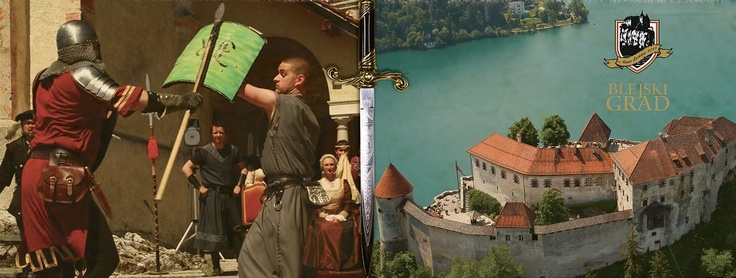 Medieval days at the Bled castle