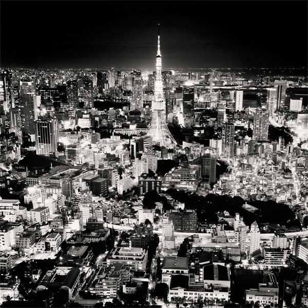 Tokyo - Tower - Japan by *xMEGALOPOLISx on deviantARTEiffel Towers, Urban Cities, Martin Stavar, Black And White, Tokyo Japan, Black White, Photography Art, Cities Life, Cityscapes Art