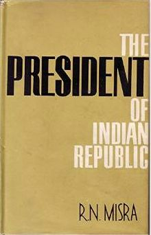 This book on the Indian presidency was published in 1965