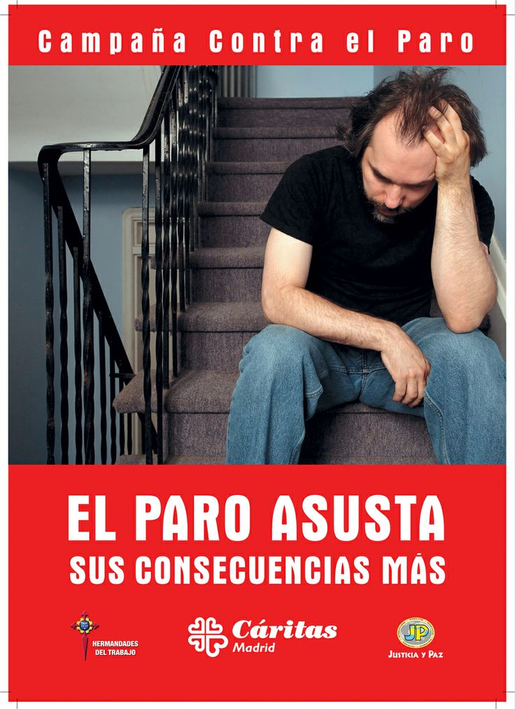 2010.- EL PARO ASUSTA  sus consecuencias más.