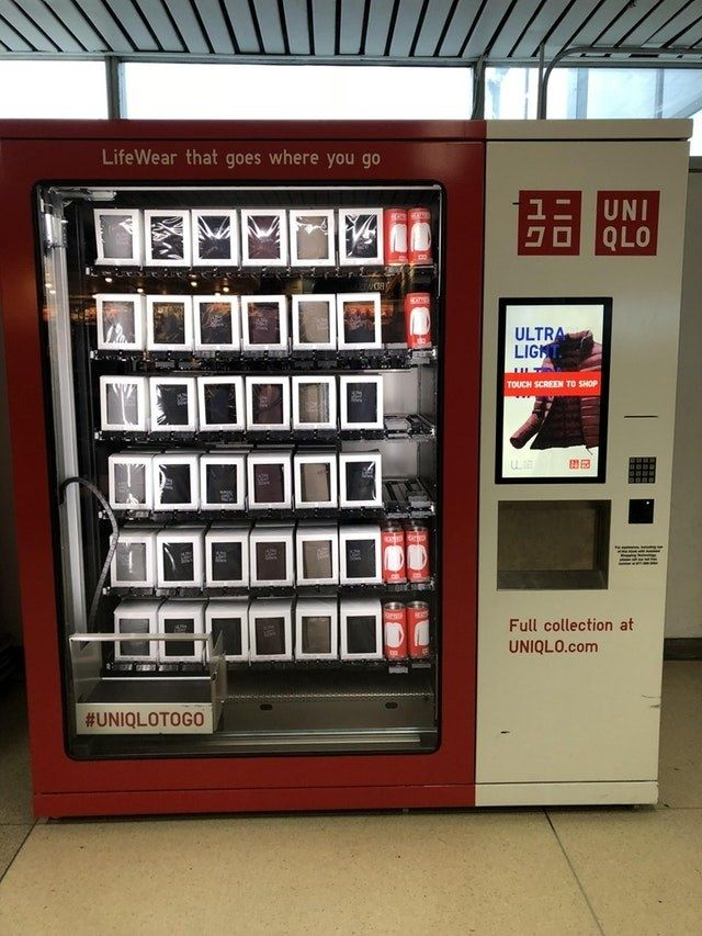 25 Vending Machines That Are Straight Up Living In 3018 Vending Machine Design Vending Machine Vending Machine Business