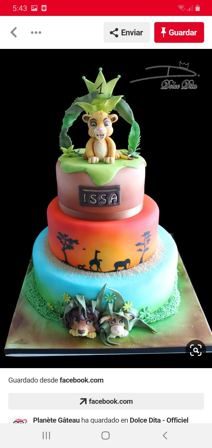 Pin By Sara Zeballos On Fiestas Desserts Cake Birthday Cake