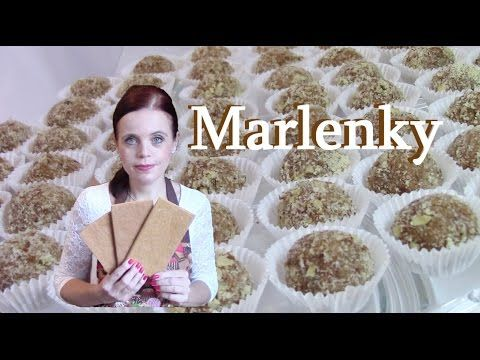 Medové pišingry / Helenčino pečení - YouTube