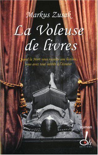 Amazon.fr - La Voleuse de livres - Markus Zusak, Marie-France Girod - Livres