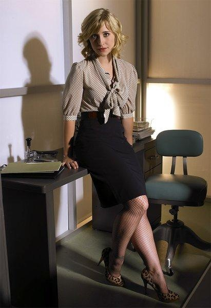 Allison Mack AKA Chloe Sullivan AKA the best female tv character in the last ten years. #Smallville