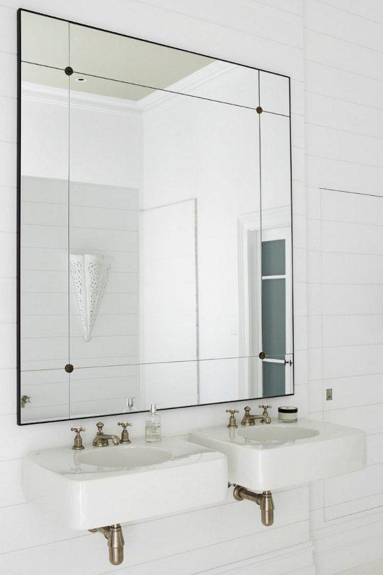 Bathroom Mirror Ideas For A Small Bathroom 840 best bathing at home images on pinterest | bathroom ideas