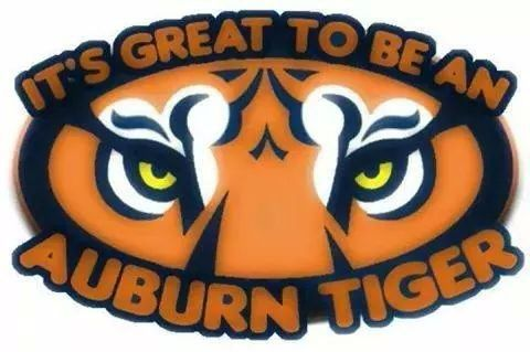 It's Great to Be an Auburn Tiger