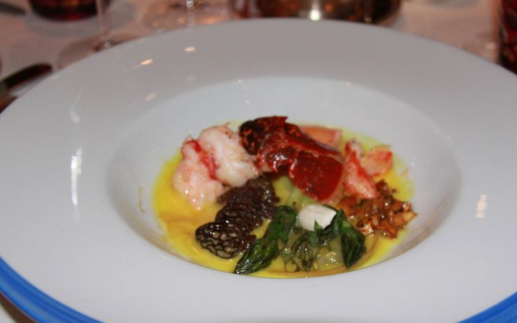 """Restaurant """"Georges Blanc"""" 3 stars at the michelin guide Vonnas : France"""