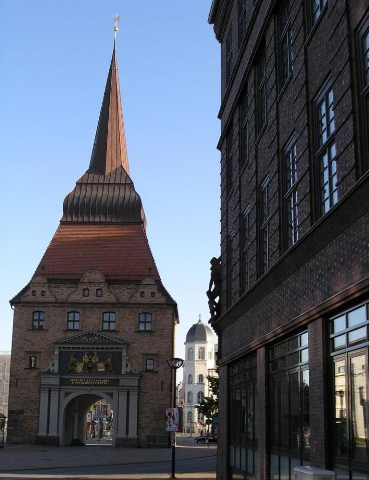 Hanseatic City of Rostock - German Architecture Forum