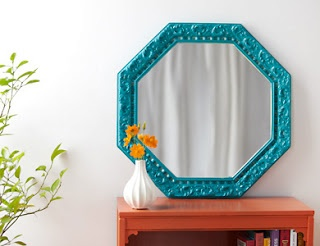 painted mirror frameFrames Bathroom, Decor Ideas, Painting Inspiration, Decorating Ideas, Sitting Room, Painting Frames, Bathroom Decor, Crafty Ideas, Painting Mirrors