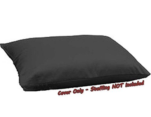 Dog Bed Covers - Do It Yourself DIY Pet Bed Pillow Duvet Cover  Water resist Internal Case for Dog  Cat at Medium 36X29 Black Color with Canvas Fabric  Covers Only >>> You can get more details by clicking on the image. (This is an Amazon affiliate link)
