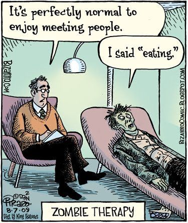 Zombie Therapy