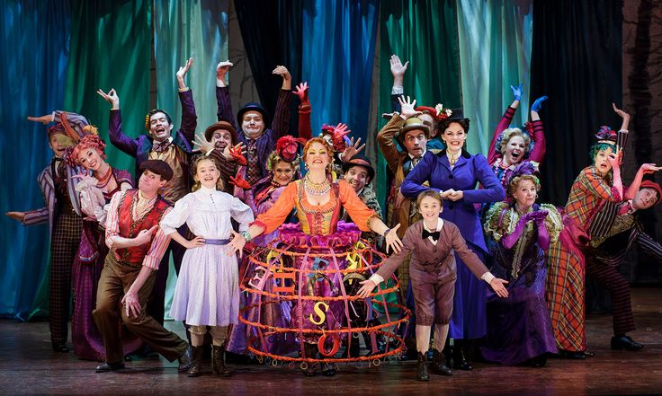 Show and Tell: 'Mary Poppins' at Village Theatre - ParentMap