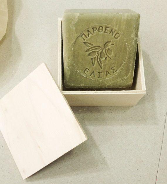 100% pure natural olive oil soap. 150 gr/ bar. by missdivas