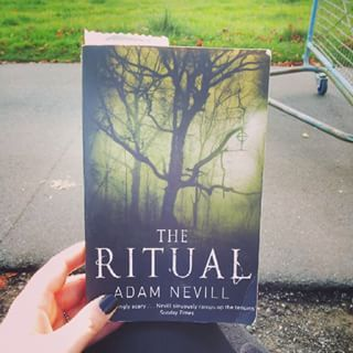 The Ritual by Adam Nevill | 23 Underrated Horror Books You Have To Read ASAP