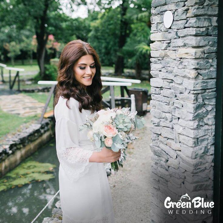 🕊  Görsel: @aricanpinar İletişim: 0533 226 5338 #greenbluesapanca #wedding #kırdüğünü #düğün