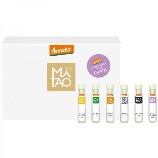 MyTao Minisæt med 6 økologiske parfumer 6 x 1 ml fra Taoasis