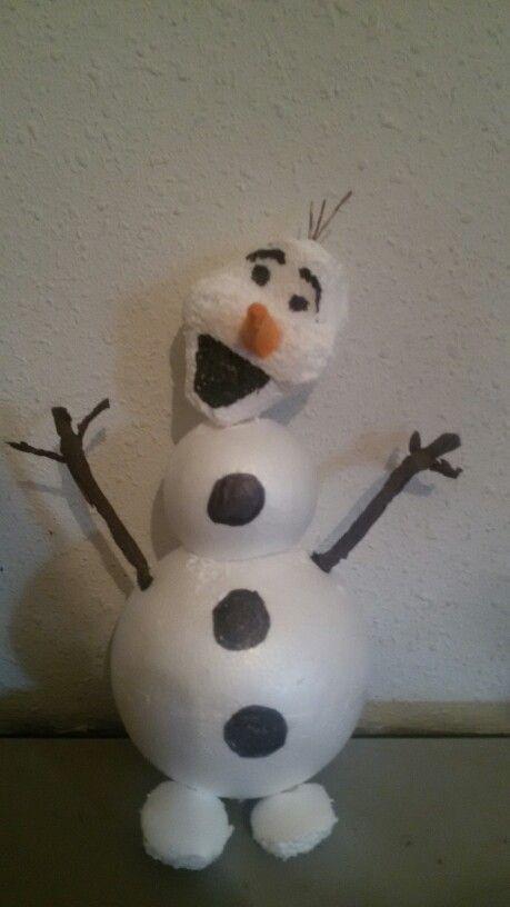 Olaf de polispan