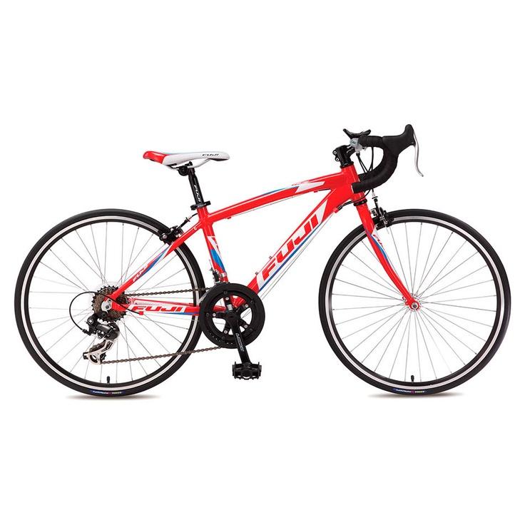 New Fuji Absolute 1 0 Flat Bar Hybrid Road Bike Hybrid Bikes