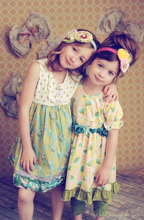 Twin Beauties #Sisters #Beauty #Soul