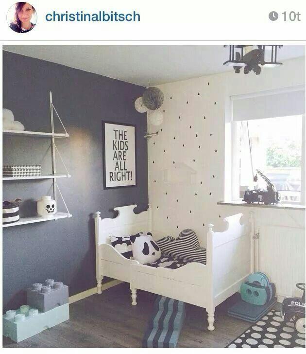 Dreng værelse