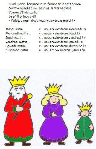 L'empereur, sa femme et le petit prince - chant - Le blog de delphine