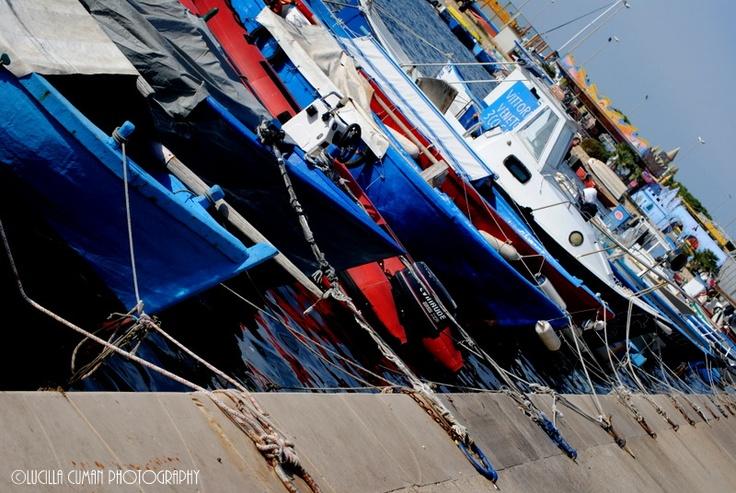 Saturday morning in Porto Cesareo. Puglia