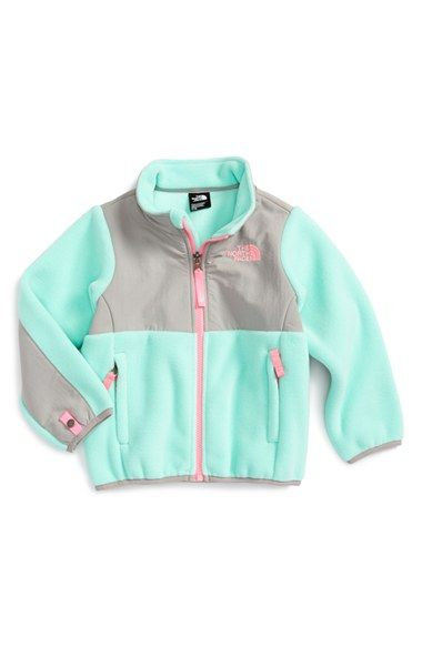 The North Face 'Denali' Recycled Fleece Jacket (Toddler Girls & Little Girls) | Nordstrom