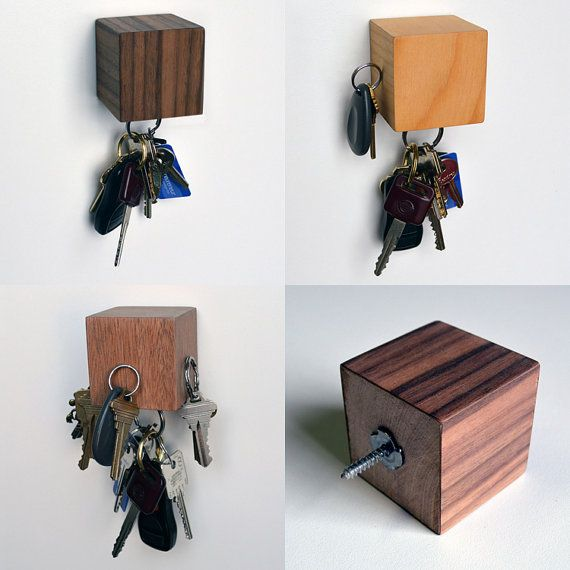 25 best ideas about magnetic key holder on pinterest wall mounted key holder key holder - Keys holder wall ...