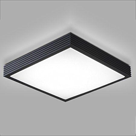 Hochwertig Kreative Rechteck Deckenleuchte Einfache Moderne Korridor Wohnzimmer Schlafzimmer LED Efficiency