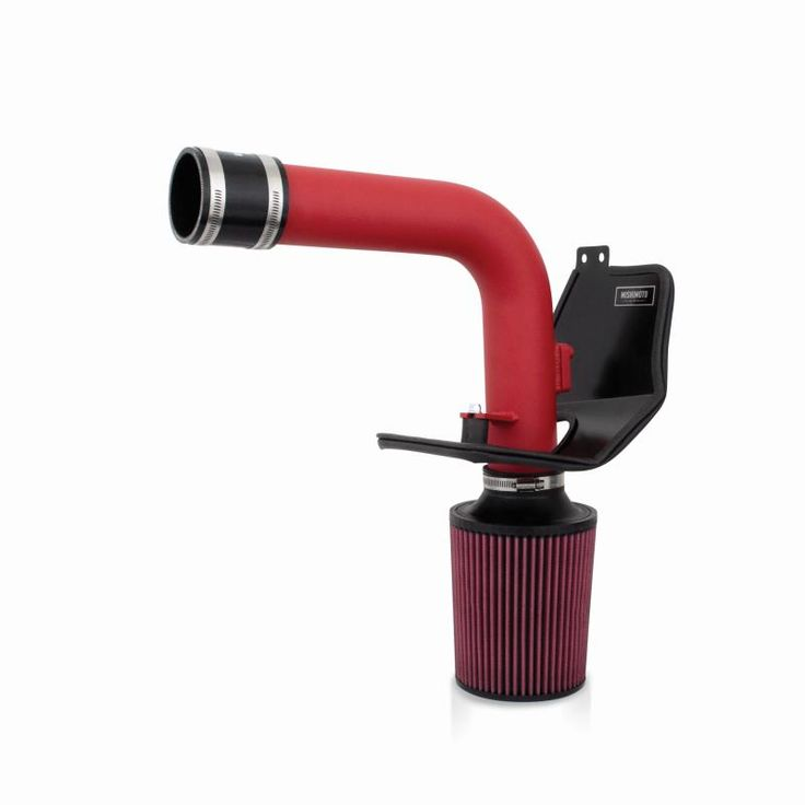 Mishimoto MMAI-STI-08WRD Red Cold Air Intake For Subaru WRX/STi 2008-2014                       Features:   Direct fit for the 2008–2014 Subaru WRX/STI Bolt-on