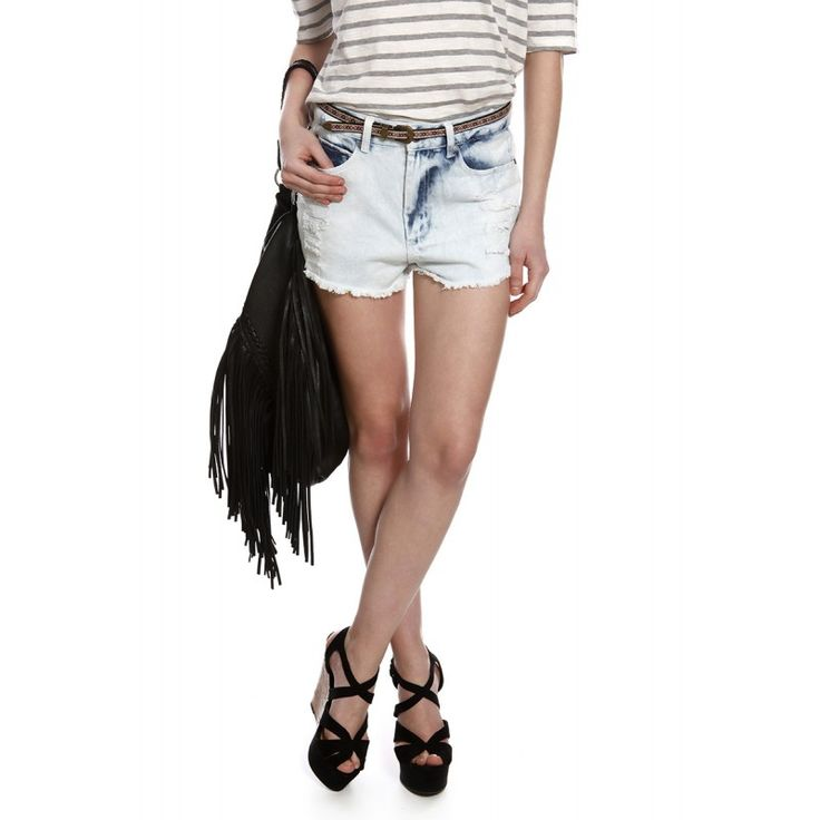 Short Jeans Mamagaia Eterno
