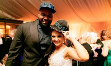 'The Blind Side's' Collins Tuohy Threw A Truly Spectacular Wedding   Huffington Post