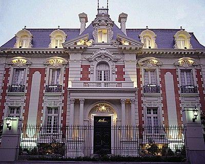 La Mansión (Hotel Four Seasons). Cerrito 1455 - Ciudad de Buenos Aires