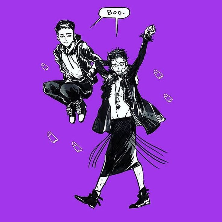 the umbrella academy on Instagram: drawing by Angela Chen!
