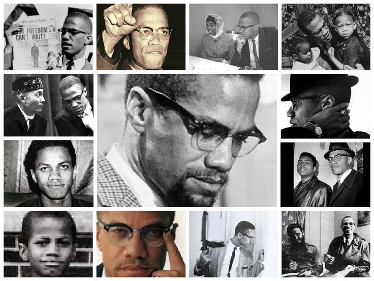 study on malcolm x little Malcolm x (may 19, 1925 to february 21, 1965) was a minister, human rights activist and prominent black nationalist leader who served as a spokesman for the nation of islam during the 1950s and 1960s.