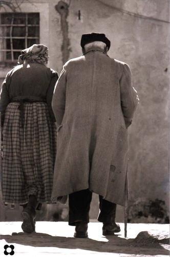 Italian vintage photo