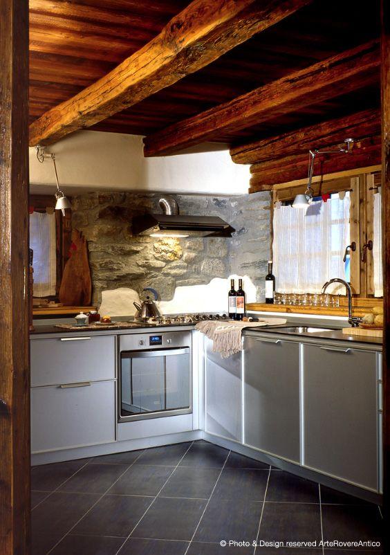 16 migliori immagini casa montblanc courmayeur italy su for Progetti d interni