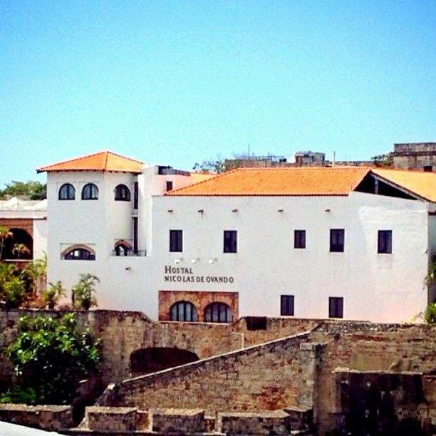 Hostal Nicolás De Ovando in Santo Domingo, Distrito Nacional