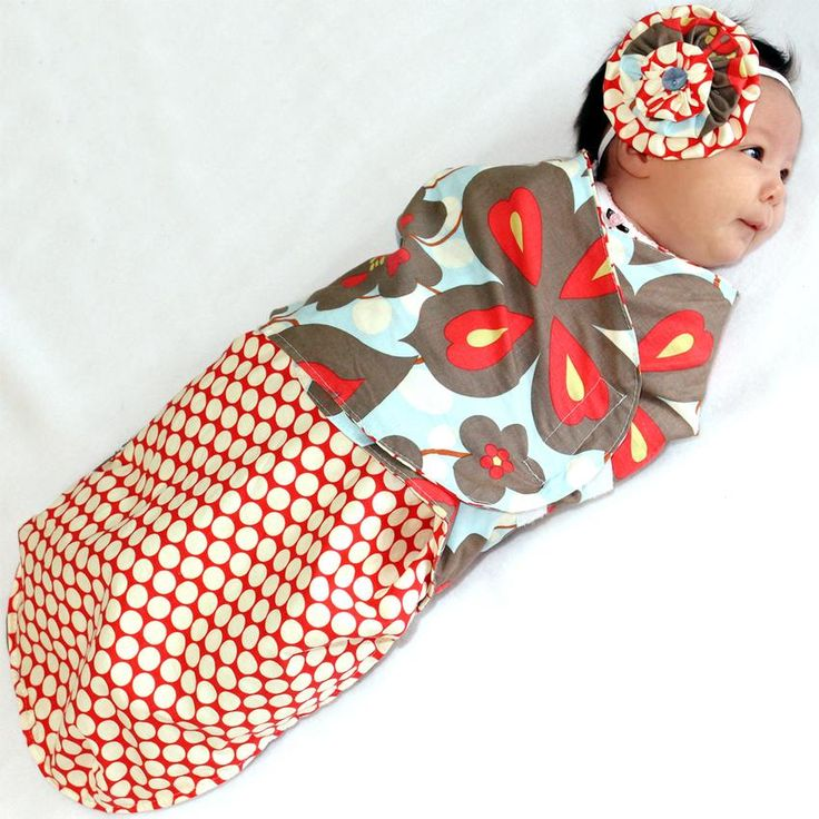 Swaddling Blanket Sewing Pattern Products Patterns And