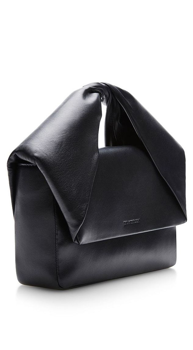 Twist Lamb-Leather Bag by J.W. Anderson