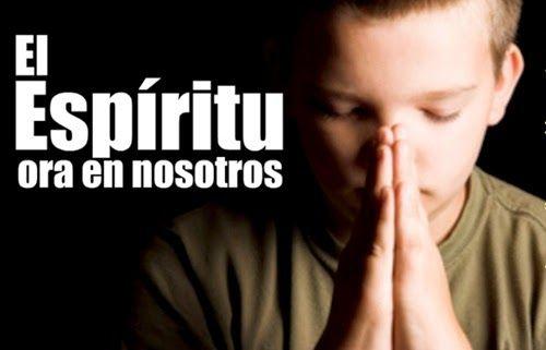 Ser llenos del Espiritu Santo para orar en él   El Camino, Jesucristo la luz del Mundo / Ministerio VCM