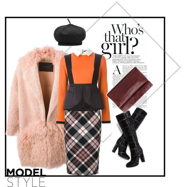 A fashion look from November 2015 by prusakova-1 featuring Giulietta, BLANCHA, Alexander McQueen, Tom Ford и Marie Turnor